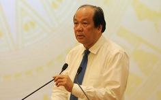 Đón Đoàn Thị Hương về nước 'rình rang', Bộ trưởng Mai Tiến Dũng nói gì?