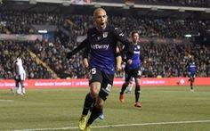 Thua đậm Leganes 0-3, Sevilla lỡ cơ hội vào tốp 4
