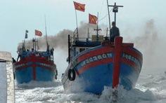 Phản đối lệnh cấm đánh bắt cá đơn phương của Trung Quốc trên vùng biển Việt Nam