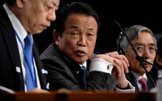 Nhật kêu gọi giảm cho Trung Quốc vay kiểu ưu đãi