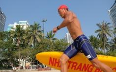 Cứu hộ viên xuất sắc của các bãi biển lớn tụ về Nha Trang tranh tài