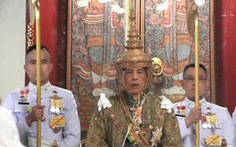 Vua Thái kêu gọi đoàn kết dân tộc