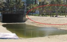 Đà Nẵng xử phạt hơn 400 triệu đồng đơn vị xả nước thải ra biển