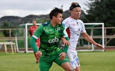 Tiền đạo Alexander Dang: 'Sẽ là vinh dự lớn nếu được khoác áo tuyển Việt Nam'