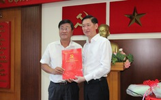 Ông Bùi Văn Phúc làm phó bí thư thường trực quận 2 TP.HCM