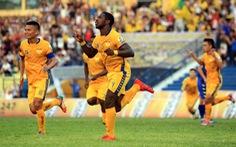 Thanh Hóa thắng trận đầu tiên trên sân nhà