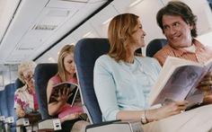 Mẹo nhỏ về sức khỏe khi đi máy bay