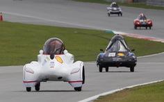 Xe tiết kiệm nhiên liệu của sinh viên Việt dự cuộc đua toàn cầu