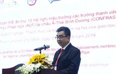 Hội nghị hiệu trưởng: trường đại học phải có trách nhiệm với phát triển xã hội