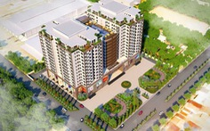 Triển khai dự án nhà ở cao tầng mặt tiền quốc lộ 13