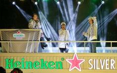 Những trải nghiệm bùng nổ cùng Heineken Silver