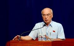 Hơn 700 dân Thủ Thiêm gửi đơn kiến nghị giải quyết quyền lợi cho người dân