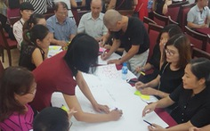 Hà Nội cấm Ban đại diện phụ huynh thu bảy khoản  tiền