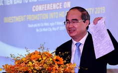 Bí thư Nguyễn Thiện Nhân nêu 8 lý do nên đầu tư vào TP.HCM
