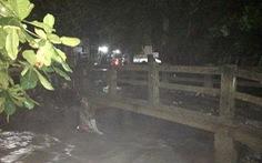 Đang tìm kiếm 2 người bị nước suối cuốn trôi tại Đồng Nai