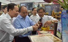 Thủ tướng Nguyễn Xuân Phúc dự kỷ niệm 990 năm Thanh Hóa