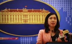 Người phát ngôn Bộ Ngoại giao nói gì về bất đồng thương mại Mỹ - Trung?