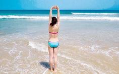 Bikini vào hè