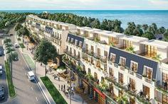 Phố thương mại trung tâm TP Hà Tiên hút khách với giá từ 12,8 triệu/m2