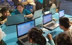 Đông đảo người dân tham dự Ngày hội văn hóa đọc lần đầu tại TP.HCM