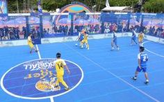 Giải đấu Tiger Street Football đang tăng nhiệt từng ngày