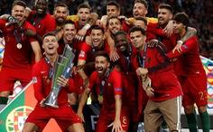 Bồ Đào Nha vô địch Nations League mùa đầu tiên
