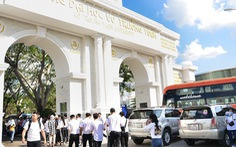 Bộ GD-ĐT lên tiếng vụ trường đại học khai giảng viên cơ hữu 'ảo'