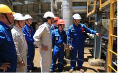 Nhà máy Lọc dầu Dung Quất hỏng quạt gió cấp khí lò hơi