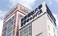 Một trường đại học ở Tokyo mất liên lạc với 1.610 sinh viên nước ngoài