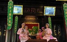 Trình diễn các Di sản văn hóa phi vật thể đại diện của nhân loại tại Khánh Hoà