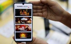 Huawei dùng hệ điều hành của Nga thay Android của Google