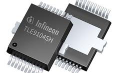 Giảm thiểu khí thải CO2 của xe hơi với bộ chuyển mạch hạ áp của Infineon
