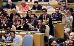 Đại sứ Phạm Quang Vinh: Chặng đường dài phía sau chiếc ghế ở Hội đồng Bảo an