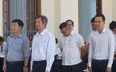 Nhóm cán bộ Vietcombank Tây Đô lãnh 39 năm tù