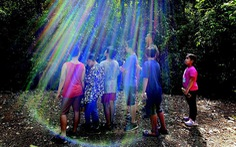 Hè cho con vô rừng 'giải ngố', học kỹ năng sinh tồn