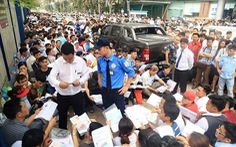 Hàn Quốc chỉ cấp visa 5 năm cho người Việt có sổ thường trú