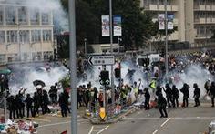 Trung Quốc triệu tập phó đại sứ Mỹ vụ biểu tình Hong Kong