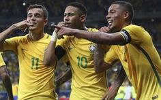 Vắng Neymar,  điều tốt cho tuyển Brazil