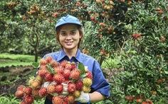 Bất ngờ lá, vỏ, hạt chôm chôm Việt thành mỹ phẩm cao cấp nhất thế giới