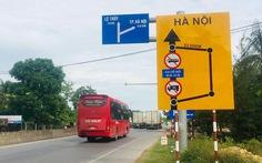 Cấm xe tải và xe khách, 'khóa' đường mưu sinh của dân