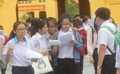 Cần Thơ công bố điểm thi lớp 10: Không có học sinh đạt điểm 10 ngữ văn