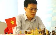 Lê Quang Liêm lần đầu vô địch cờ vua châu Á