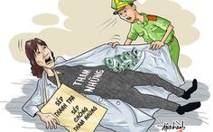 """Tham nhũng khi đang """"chống tham nhũng""""!"""