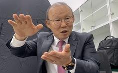 HLV Park Hang Seo: 'Tôi đã có phương án thay Đình Trọng'
