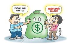 Chuyện 'gắp tiền bỏ tay người' ở Sơn La