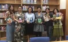 Đưa sách Việt đến người Việt tại Đài Loan