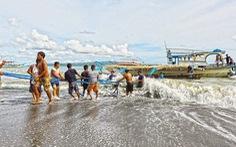 Tàu Việt Nam cứu 22 ngư dân Philippines là tàu nào?