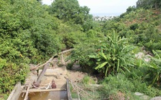 Đà Nẵng: Kiệt nguồn nước sạch vì nắng nóng