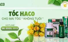 Chăm sóc tóc đen óng với sản phẩm Tóc Haco