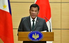 Tổng thống Philippines gọi vụ đâm tàu cá là 'tai nạn hàng hải'